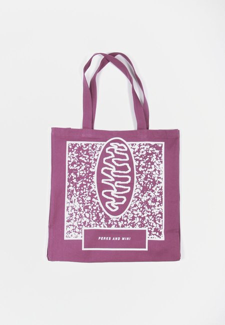 Perks and Mini Mutagenesis Tote Bag - Purple