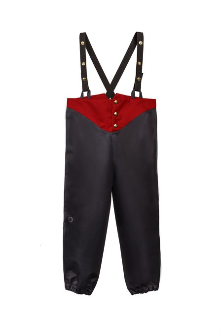 Kids Faire Child The Rain Pants - Blue/Red