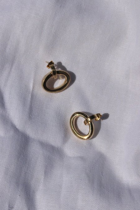 Laura Lombardi Presa Earring