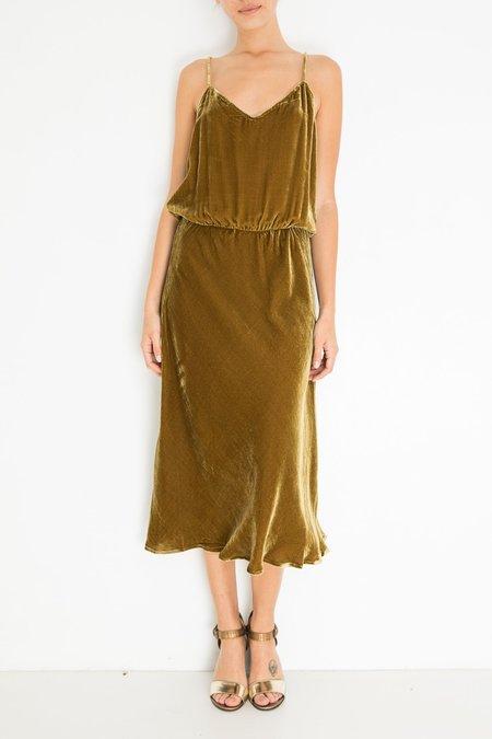 Mes Demoiselles Graziella Dress - Khaki