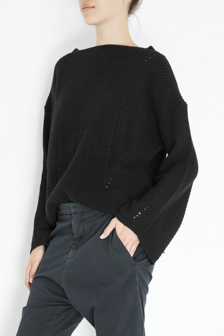 Nili Lotan Leyton Sweater - Black