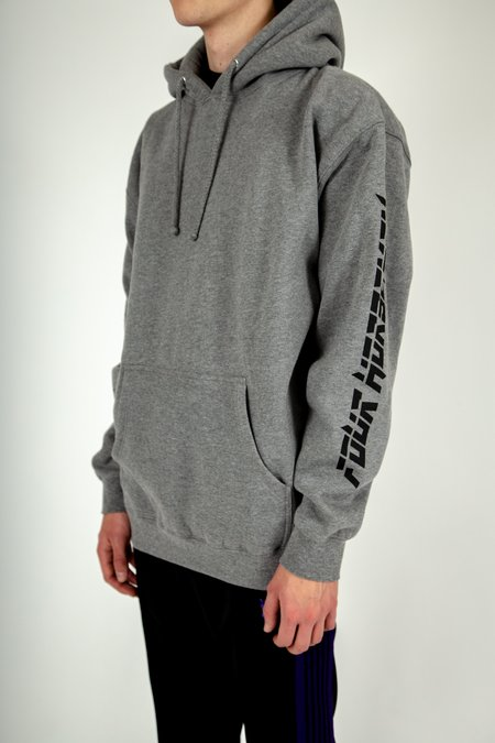 Four Horsemen Differaction Hoodie Sweater - Grey