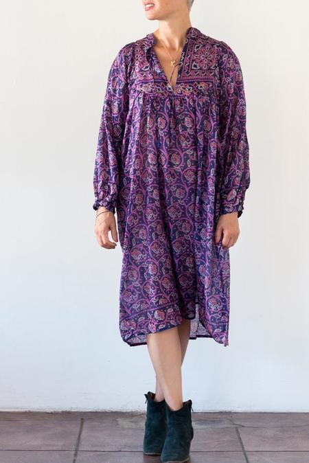 Matta NY Matta Lila Saree Dress - Midnight