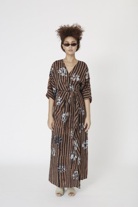 Osei-Duro Letsa Wrap Dress
