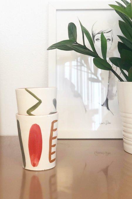 LRNCE N°6 Ceramic Cup