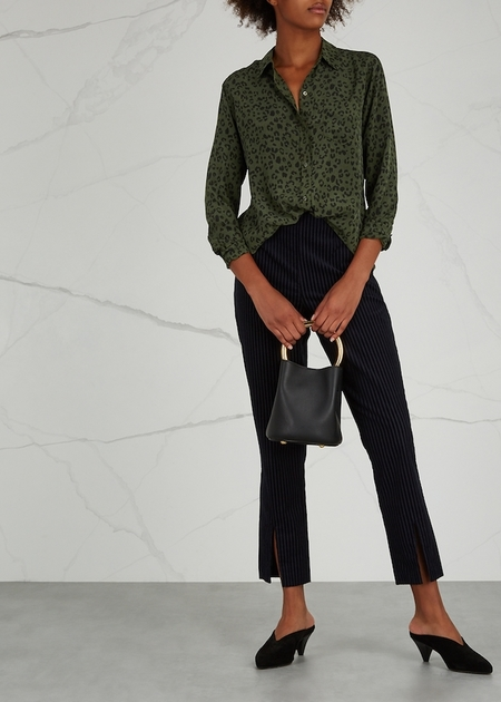 Rails Kate Blouse - Olive Green