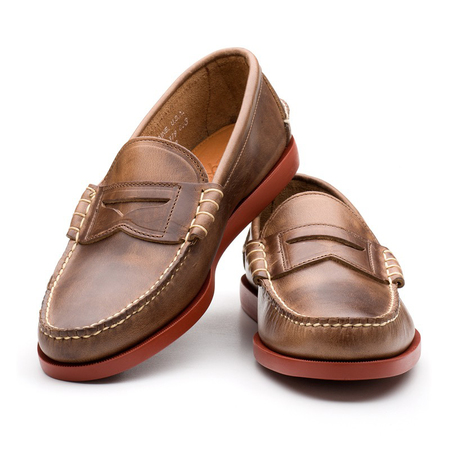 Rancourt Beefroll Penny Moc Loafer