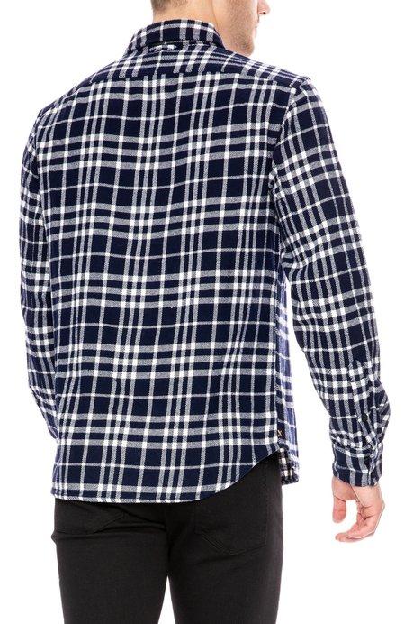 Alex Mill Patch Pocket Flannel Shirt - Plaid