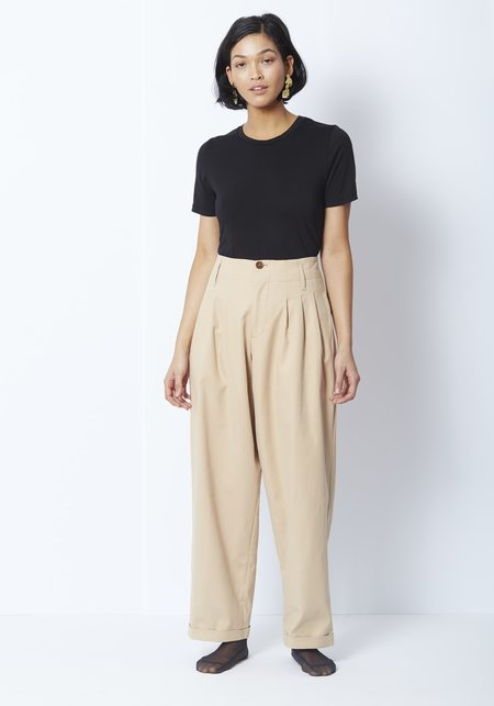 You Must Create Keaton Cotton Trouser