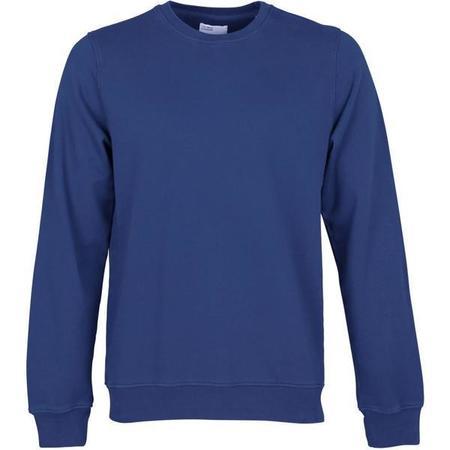 Unisex Colorful Standard Classic Organic Crew Sweatshirt - Royal Blue