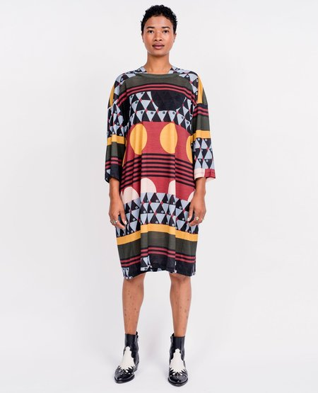Henrik Vibskov Scale Dress - Turkish Print