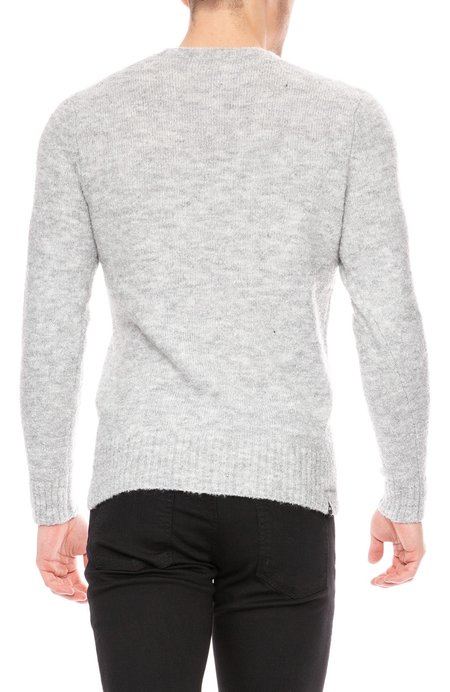 Denham Knit Pullover Sweater