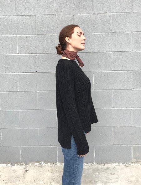 Shaina Mote Lilya Sweater - Onyx