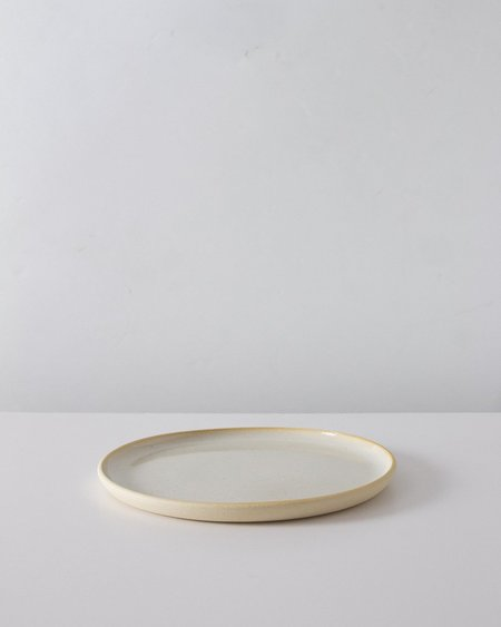 Era Everyday Dinnerware - Speckled White