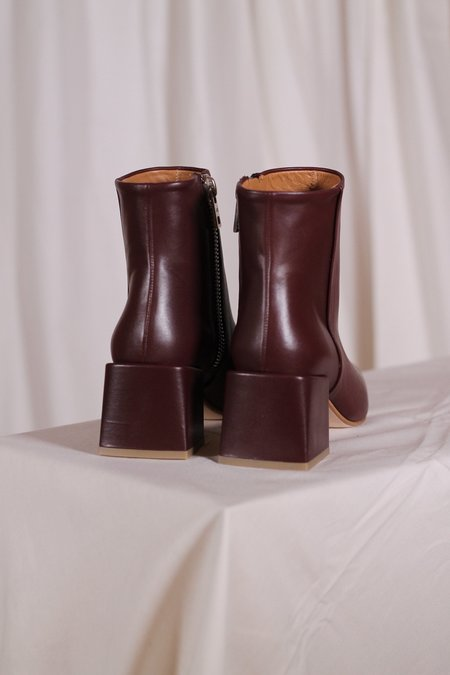 LOQ Lazaro Boots - Burdeos