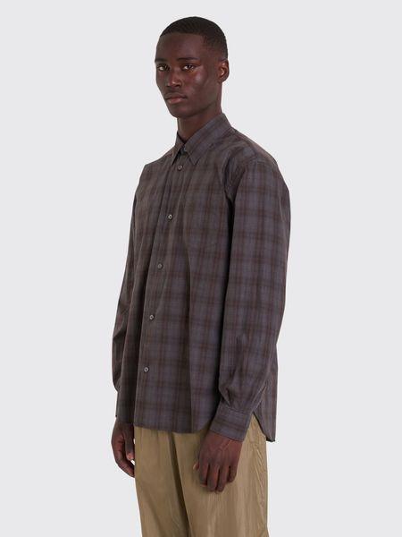 Tres Bien Melange Classic Shirt - Check