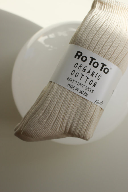 Ro To To Daily Socks
