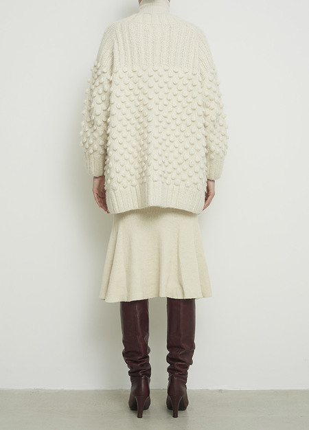 Eleven Six Lian Cardigan - winter white