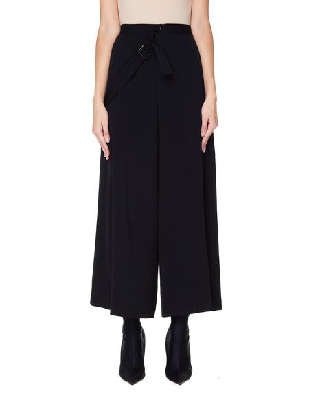 Ys Wool Trousers - Black