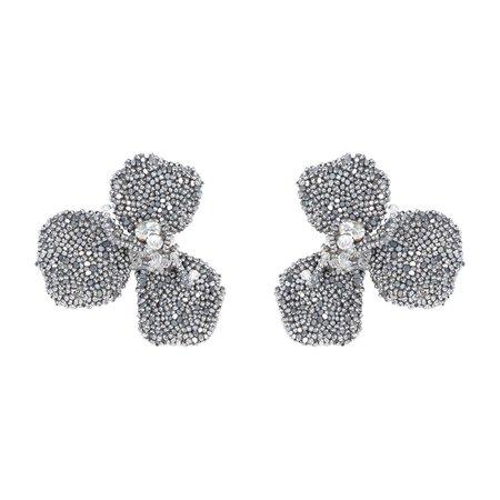 Mignonne Gavigan Katya Earring - Silver