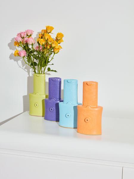 Bzippy & Co. Bottle Vase
