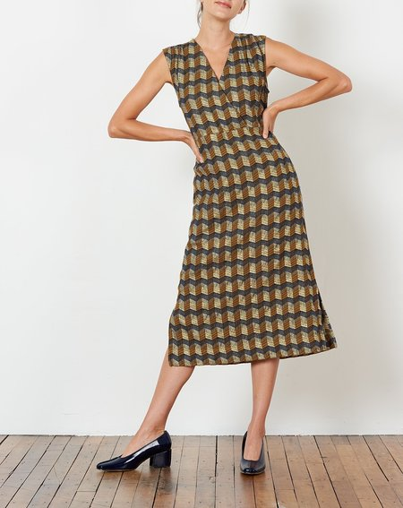 Ace & Jig Freda Dress - Casino