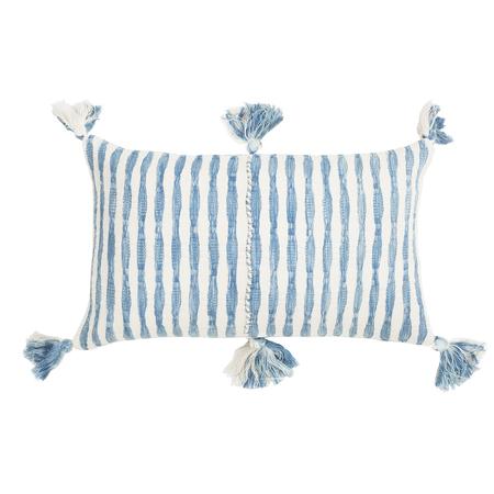 Archive New York Antigua pillow - Faded Indigo
