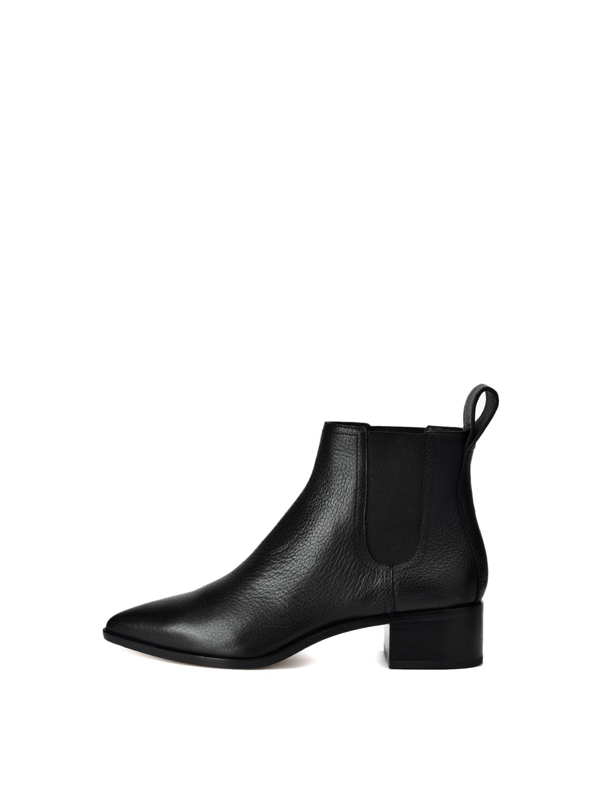 95d1d711d52 Loeffler Randall Nellie Tumbled Leather Chelsea Boots | Garmentory