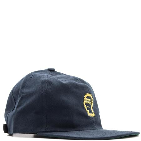 Brain Dead Logo Five Panel - Navy