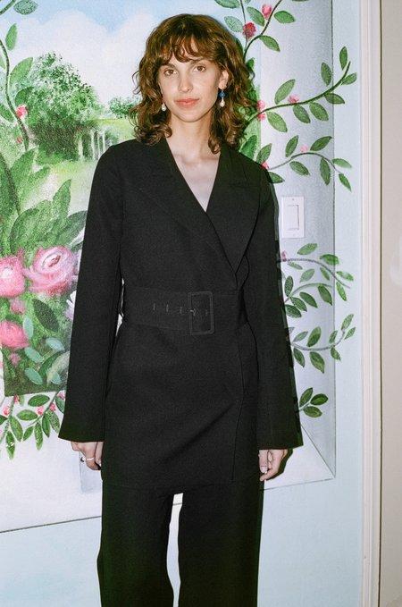 Paris Georgia Arabella Blazer - Black