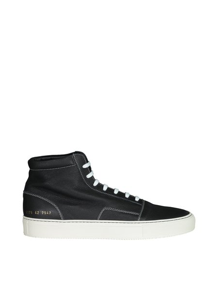 Common Projects Skate Low Sneakers - Black