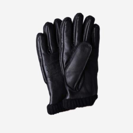 Hestra Deerskin Primaloft Rib Glove - Black