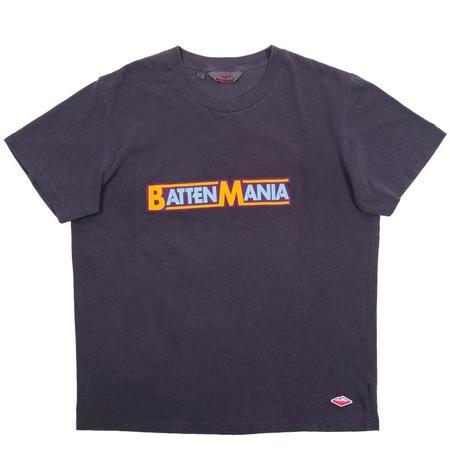 Battenwear Battenmania T-Shirt - Black