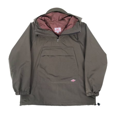 Battenwear Scout Anorak Jacket - Olive