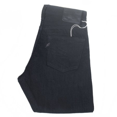 Pure Blue Japan XX-019-bb 14oz Relaxed Tapered - Double Black