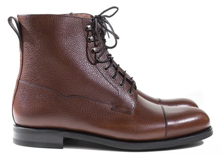 Yanko 960 Last Boots - Dark Brown Grain