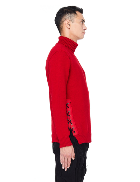 John Undercover Wool Sweater - Red