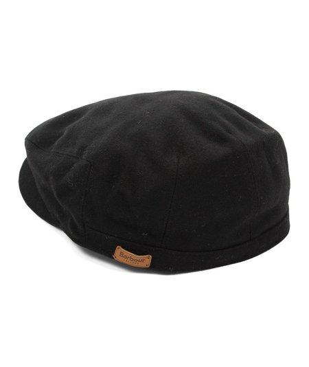 Barbour Redshore Flatcap - Black