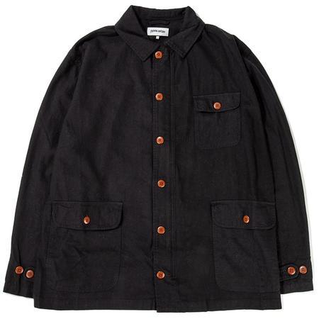 Fucking Awesome KOF Chore Coat - Black