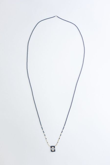 IL Design ILD Sister Sun All Seeing Eye Long Necklace