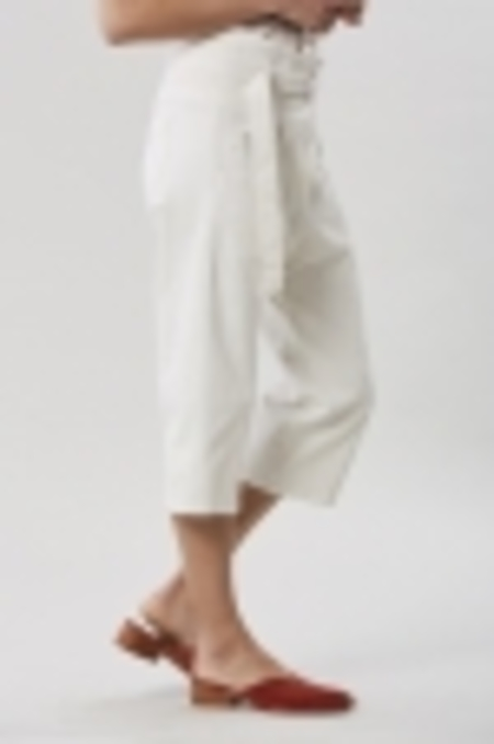 Rachel Comey TOLLESON PANT - Dirty White