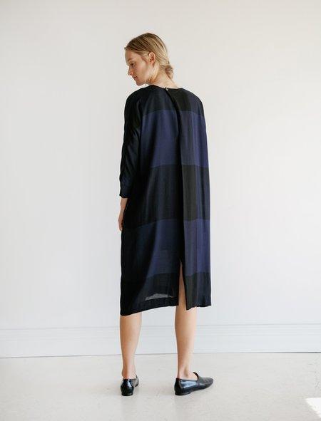 Stephan Schneider Hairstyle Blocks Dress - Black
