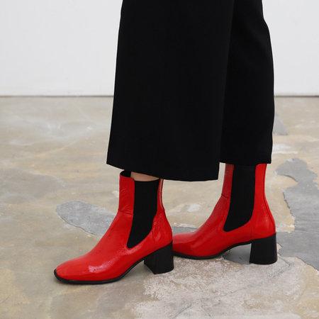 E8 by Miista Tea Boot - Red