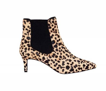 Sol Sana Sawyer Boot - Leopard