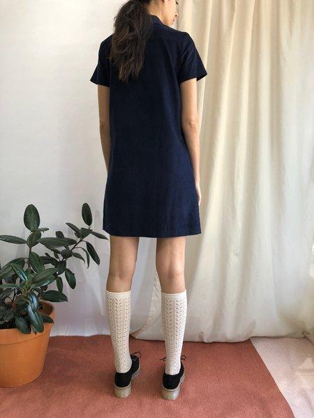 BETINA LOU TAMMY DRESS - MARINE