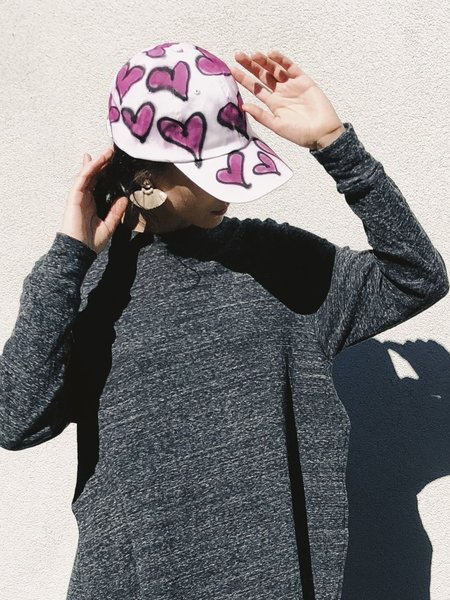 Alex Stark Baseball Cap - Hearts