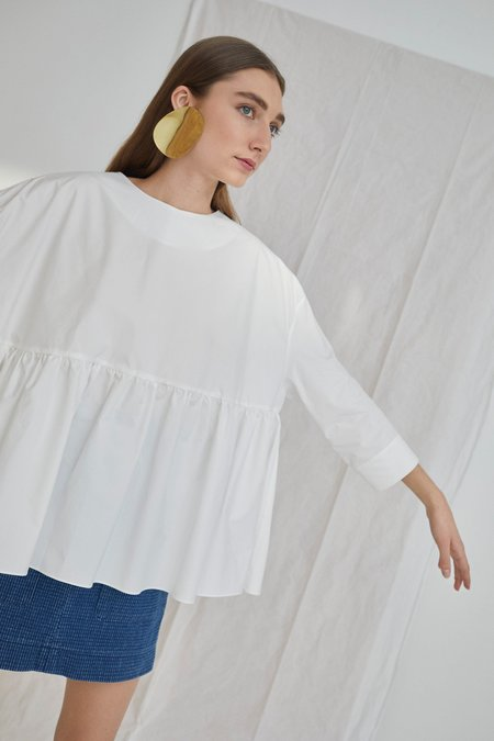 WHiT Dalia Top - white