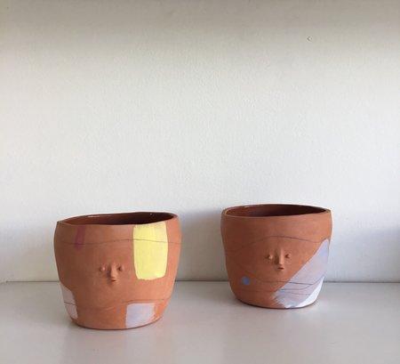 Rami Kim Face Pot - Raw Terracotta
