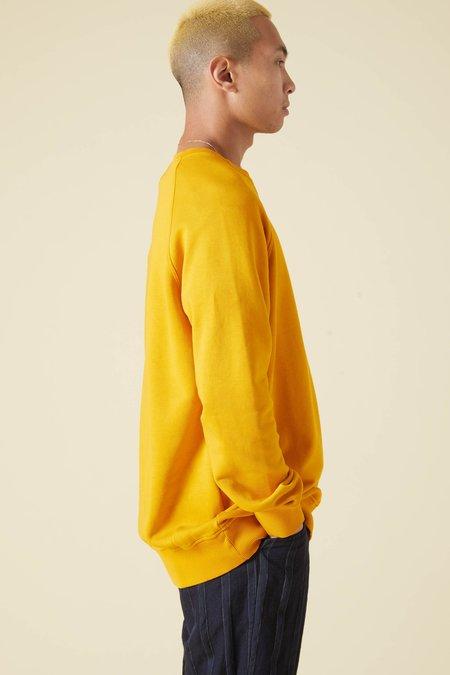 Presidents Supima Crew Cotton Dyed - Yellow