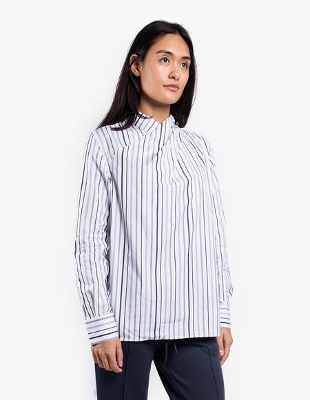 Won Hundred Arlene Shirt - Black Stripe